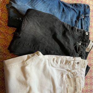 3 jeans new